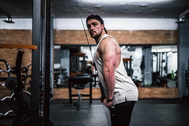 増える 筋 トレ 体重